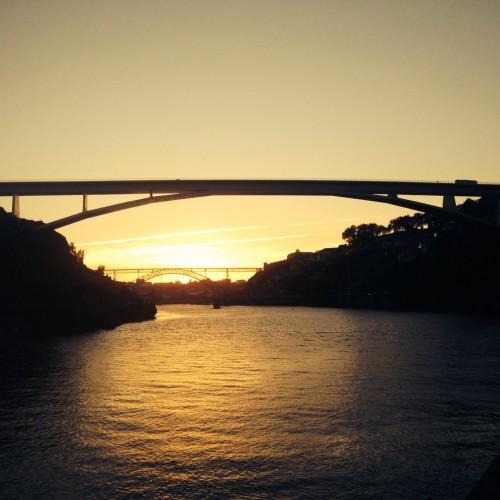 Famous for its Port. And bridges.